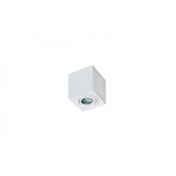 Azzardo Brant Square  IP44  biały AZ2822