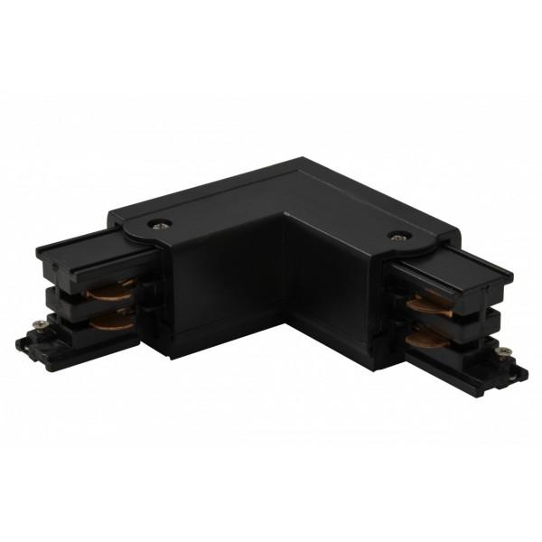 Azzardo R connector czarny A2985