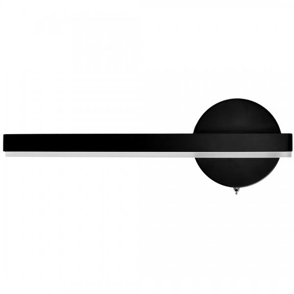kinkiet SYDNEY 6W LED BLACK lewy