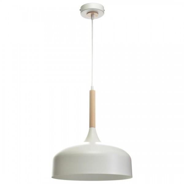 Lampa wisząca TAYLOR WHITE 1xE27 60W