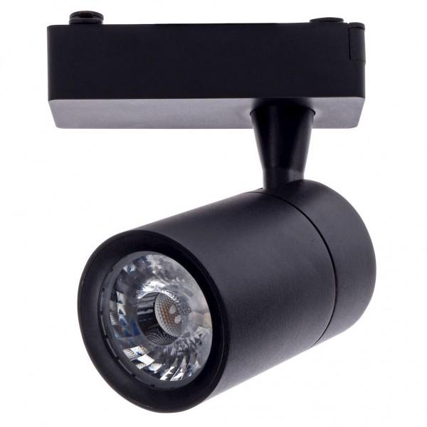Lampa Sufitowa TRACK LIGHT 7W LED Black 4000K