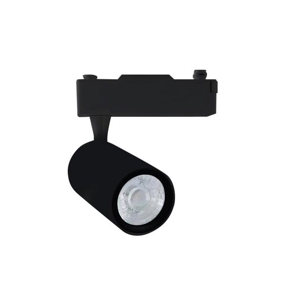 Lampa Sufitowa TRACK LIGHT 12W LED Black 3000K
