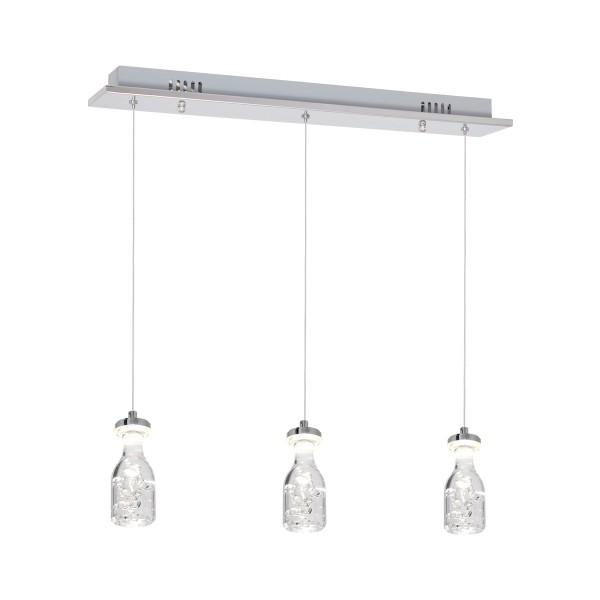 LAMPA WISZĄCA BOTTLE 3x5W LED