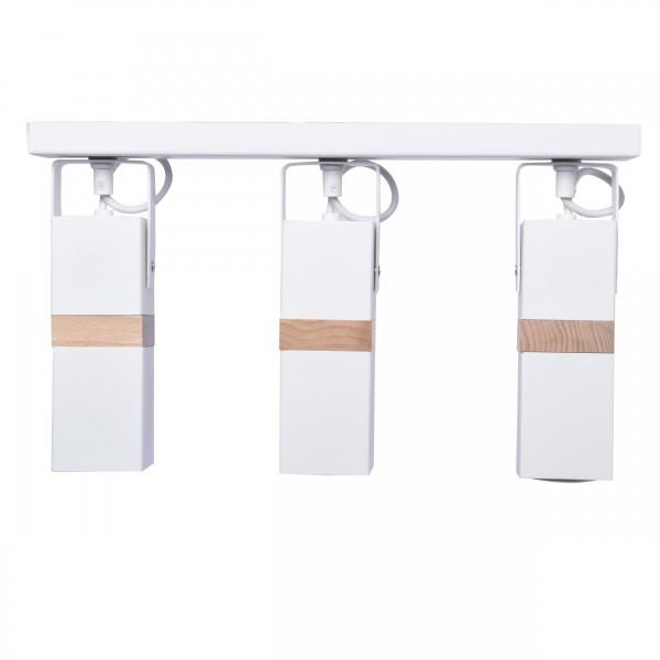 Lampa sufitowa VIDAR WHITE 3xGU10